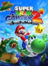 Super Mario Galaxy 2 dvd cover