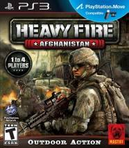 Heavy Fire: Afghanistan cd cover