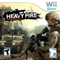 Heavy Fire: Special Operations dvd cover 