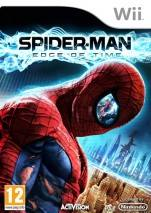 Spider-Man: Edge of Time dvd cover