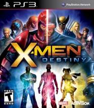 X-Men: Destiny cd cover
