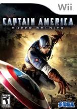 Captain America: Super Soldier dvd cover 