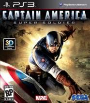 Captain America: Super Soldier cd cover