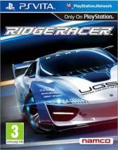 Ridge Racer dvd cover