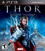 Thor: God of Thunder dvd cover