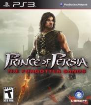 Prince of Persia: The Forgotten Sands cd cover