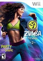 Zumba Fitness 2 dvd cover