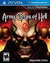 Army Corps of Hell dvd cover