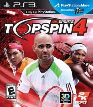 Top Spin 4 Cover