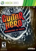 Guitar Hero: Warriors of Rock dvd cover