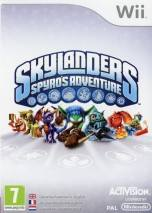Skylanders: Spyro's Adventure dvd cover