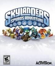 Skylanders: Spyro's Adventure Cover