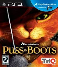 Puss in Boots cd cover
