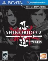 Shinobido 2: Revenge of Zen dvd cover