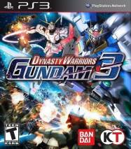 Dynasty Warriors: Gundam 3 dvd cover