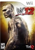 WWE '12 Cover 