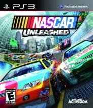 NASCAR Unleashed dvd cover