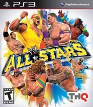 WWE All Stars cd cover
