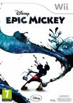 Disney Epic Mickey dvd cover