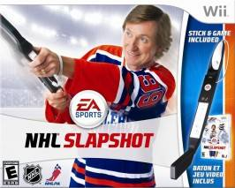 NHL Slapshot Cover