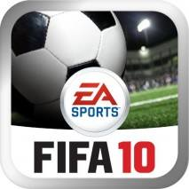 FIFA 10 dvd cover
