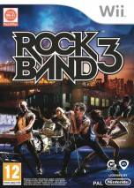 Rock Band 3 dvd cover