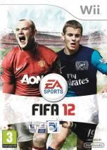 FIFA Soccer 12 dvd cover