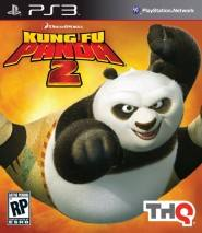 Kung Fu Panda 2: The Video Game cd cover