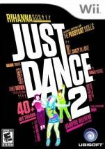 Just Dance 2 dvd cover