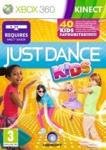 Just Dance Kids dvd cover