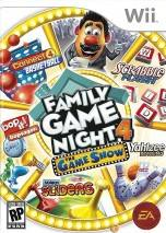 Family Game Night 4: The Game Show dvd cover 