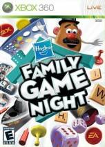 Hasbro Family Game Night dvd cover