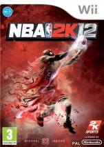 NBA 2K12 dvd cover 
