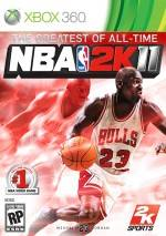 NBA 2K11 dvd cover