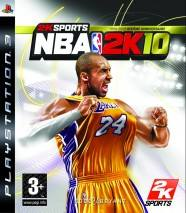 NBA 2K10 cd cover 