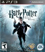 Harry Potter and the Deathly Hallows, Part 1 dvd cover