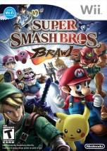 Super Smash Bros. Brawl dvd cover