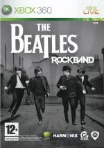 The Beatles: Rock Band dvd cover