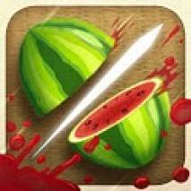 Fruit Ninja dvd cover