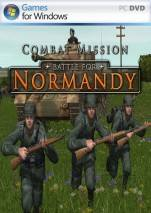 Combat Mission Battle for Normandy Cover