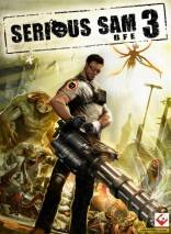 Serious Sam 3: BFE dvd cover
