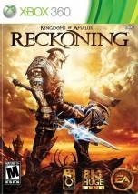 Kingdoms of Amalur: Reckoning dvd cover