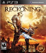 Kingdoms of Amalur: Reckoning cd cover