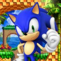 Sonic The Hedgehog 4: Episode I dvd cover