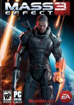 Mass Effect 3 dvd cover