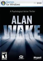 Alan Wake poster 