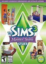 The Sims 3 Master Suite Stuff dvd cover