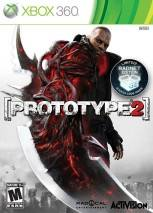 Prototype 2 dvd cover