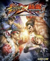 Street Fighter X Tekken dvd cover