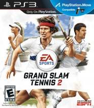 Grand Slam Tennis 2 cd cover